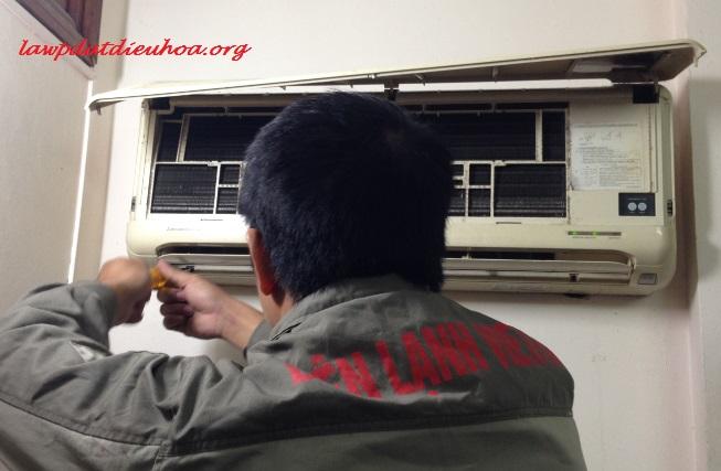 Dịch vụ sửa chữa bảo dưỡng lắp đặt điều hòa tại Đống Đa