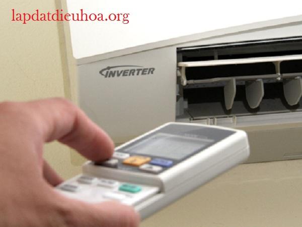 Sử dụng điều hòa Inverter để tiết kiệm năng lượng