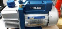 Hướng dẫn quy trình hút chân không cho máy điều hòa không khí